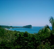 Punta Catedral, National Park Manuel Antonio Costa Rica by Guy C. André Tschiderer