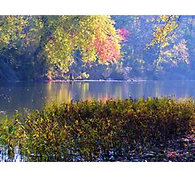 Morning Side, White River Photographic Print
