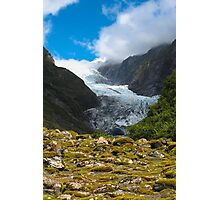 Ice Staircase Photographic Print