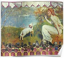 """Spring Song"" Tableaux Poster"