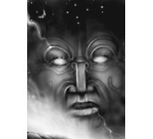Ranginui-sky god Photographic Print