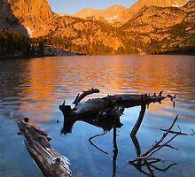 Horton Lake Sunrise by Nolan Nitschke