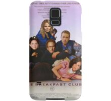 Swan Queen Breakfast Club Samsung Galaxy Case/Skin