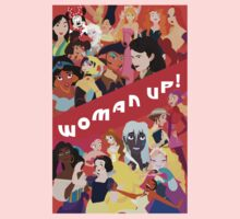 Woman Up! Kids Clothes