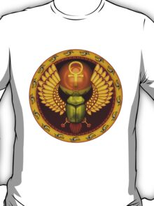 Symbol of the god the sacred solar bug T-Shirt