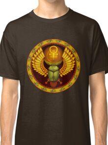 Symbol of the god the sacred solar bug Classic T-Shirt