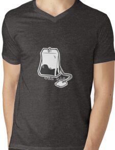 TEA BAG Mens V-Neck T-Shirt