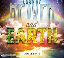 Lord of Heaven and Earth by seraphimchris