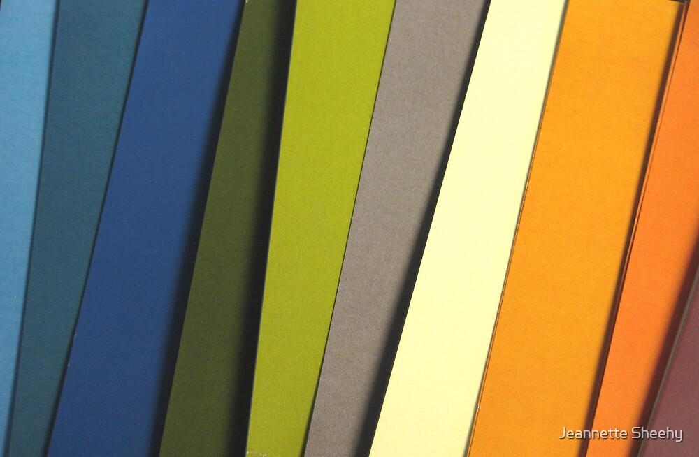 Brochures by Jeannette Sheehy