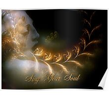 ~ Sing Your Soul ~ Poster