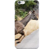 kudu leap iPhone Case/Skin