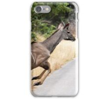 kudu leap iPhone Case/Skin