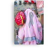 Pink Ribbon Tour Canvas Print