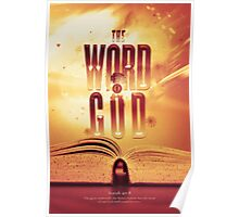 The Word of God Poster