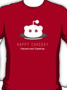 Reddit Cakeday T-Shirt