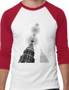 Towers of Asia Men's Baseball ¾ T-Shirt