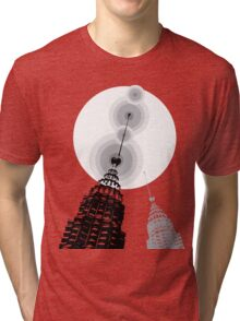 Towers of Asia Tri-blend T-Shirt