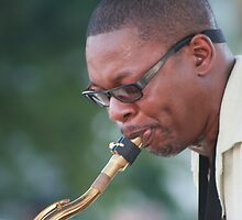 Ravi Coltrane - Song for The Father by Charles Ezra Ferrell - PhotoARTgraphy