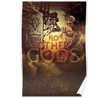 Commandment 1 - No Other Gods Poster