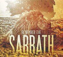 Commandment 4 - Remember The Sabbath by seraphimchris