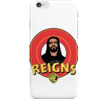 Looney Reigns (Logo) iPhone Case/Skin