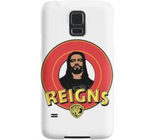 Looney Reigns (Logo) Samsung Galaxy Case/Skin