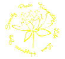 Serenity Tranquility Lotus (Yellow) by Makanahele