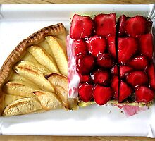 Swiss Breakfast Tarts by tunatya