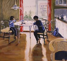 Interior, Copenhagen by Libby Yee