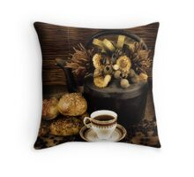 The Kettle Throw Pillow