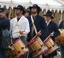 Fife & Drum by Judy Clark