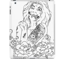 Zombie Lover iPad Case/Skin