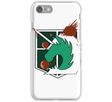 Military Police AOT  iPhone Case/Skin
