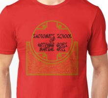 Anything Goes Martial Arts Unisex T-Shirt