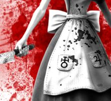 Alice: Madness Returns Sticker