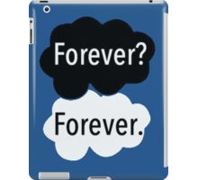 Forever -Fault in Our Stars iPad Case/Skin