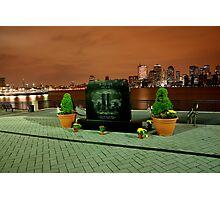 9/11 Memorial  Jersey City N.J. Photographic Print