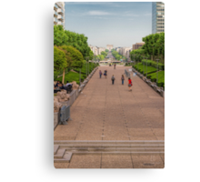 La Defense, Paris, France #8 Canvas Print