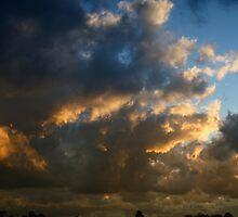 Sunset Storm by Redneck
