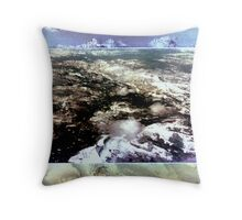 The South Pole Throw Pillow