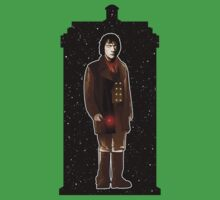 The War Doctor and The TARDIS Kids Clothes