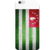 Abkhazia Flag iPhone Case/Skin