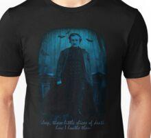 Edgar Allan Poe Little Slices of Death  Unisex T-Shirt