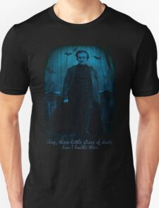 Edgar Allan Poe Little Slices of Death  T-Shirt
