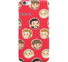 FARGO FX - head cases iPhone Case/Skin