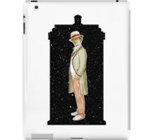 Fifth Doctor and The TARDIS iPad Case/Skin