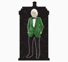 Third Doctor and The TARDIS Kids Clothes