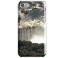 Victoria Falls from the Air 2 iPhone Case/Skin