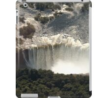 Victoria Falls from the Air 2 iPad Case/Skin