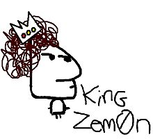 KING ZEMON by geegee